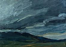 Peter Coker A.R.A (1926-2004) Durness Landscape,