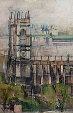 William Coldstream (1908-1987) Westminster X,