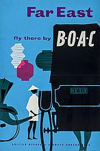 ANONYMOUS - FAR EAST, fly there by BOAC