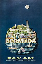 AMEIJIDE, Ray - BERMUDA, Pan Am