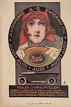 BEHRMANN - AUDI