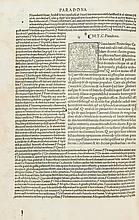 Cicero (Marcus Tullius) - de Amicicia: de