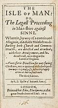 B[ernard] R[ichard] - The Isle of Man: or, the