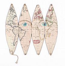 Emslie (J., & Sons) - Stokes's Capital Mnemonical Globe,