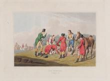 After Henry Alken (1785-1851) - A group of 18 plates for The National Sports of Great Britain