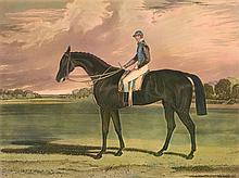 After John Frederick Herring Sr. (1795-1865) - Industry, Winner of the Oaks Stakes at Epsom, 1838