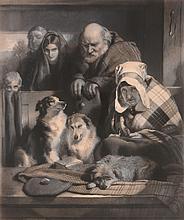 Edwin Landseer (1802-1873) - Mourning
