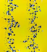 Jonathan Huxley (b.1965) - Untitled