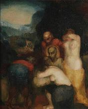 Toon Kelder (1894-1973) - Mise en Tombeau