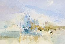 Frederick Sands (1916-1992) - Val Grisanche, Aosta Valley