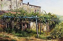 Martin Taylor (b. 1954) - La Pergola