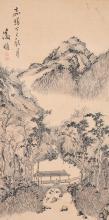 Wen Zhengming (1470-1559), Landscape