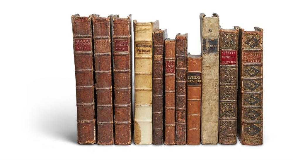 Ɵ HISTORY FOLIOS: SEVENTEEN AND EIGHTEENTH CENTURY, 11 VOLUMES