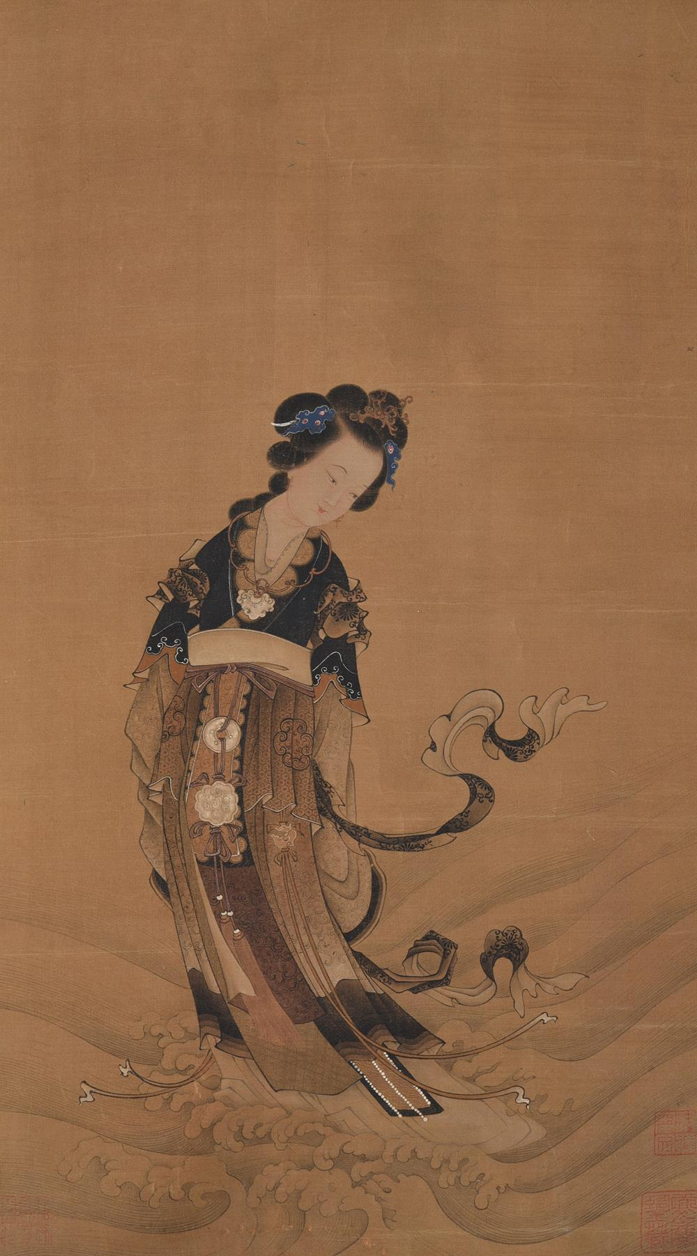 Anonymous (Qing Dynasty) Magu