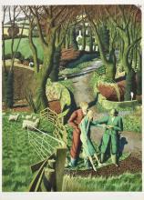 λ Simon Palmer (British b. 1956), Today