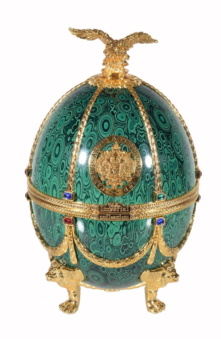 Faberge Art S Applied Craft Ltd The Imperial Collection