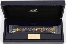 MONTBLANC 'THE PRINCE REGENT' FOUNTAIN PEN & BOX