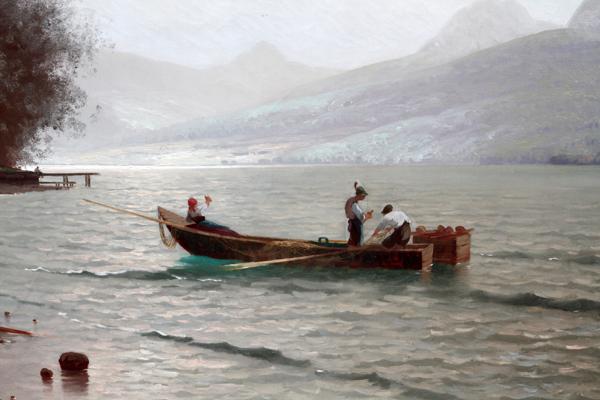 Curt Oil On Canvas