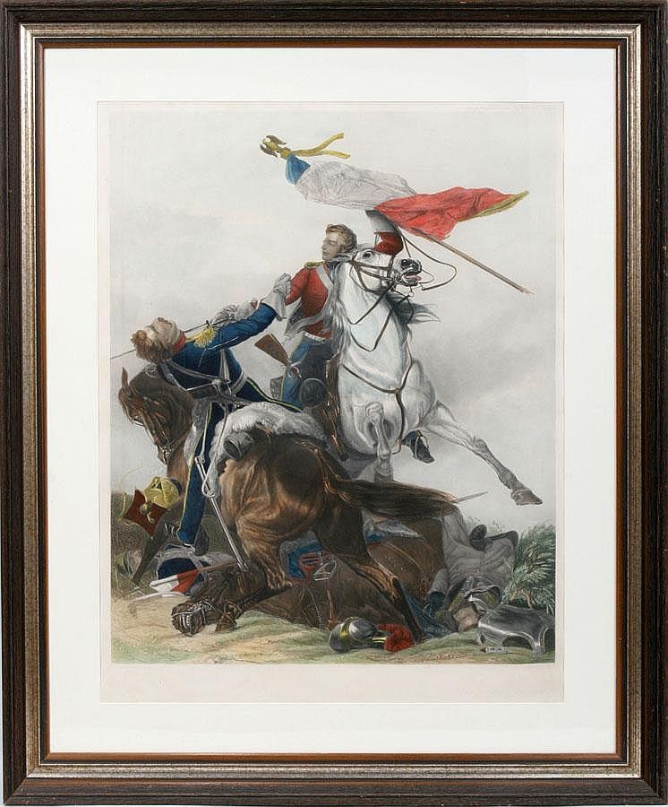 HENRY THOMAS RYALL [BRITISH 1811-67], ENGRAVING &