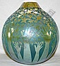 DUNCAN MCCLELLAN ART GLASS VASE, LATE 20TH, Duncan McClellan, Click for value