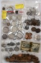 U.S SEATED LIBERTY COINS STERLING-SILVER HALF-DOLLAR, QUARTER,DIME,COLUMBIAN 1/2, MORGAN $1.ETC, 145