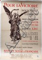 WWI VICTORY LOAN POSTER C. 1916 47