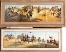 Frank C Mccarthy Paintings For Sale Frank C Mccarthy Art Value