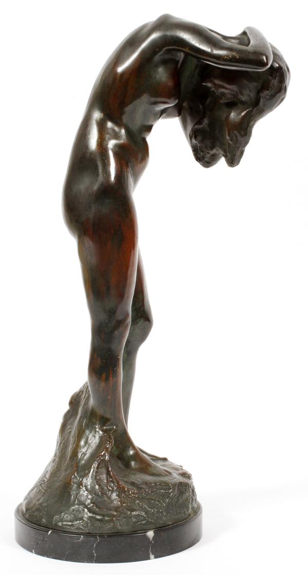Marco Zim Bronze Figure-4988