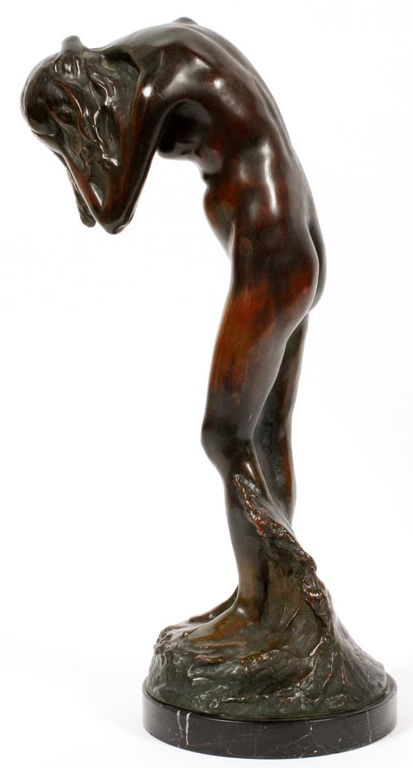 Marco Zim Bronze Figure-9918