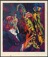 LEROY NEIMAN SILKSCREEN ON PAPER #130/300