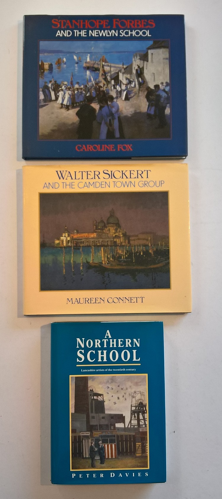 Art School Books (3) - Walter Sickert and the Camd