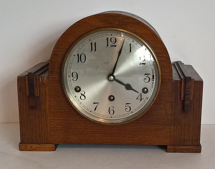 1930's GARRARD WESTMINSTER CHIMING MANTEL CLOCK (G