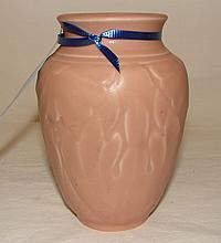 Rookwood #6510 Pink Vase 5.25