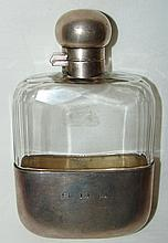 Drew & Sons Piccadilly Circus 3/16pt Flask