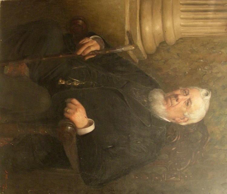 John Dalzell Kenworthy (1858-1954): Portrait of a
