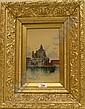 Andrea Biondetti (1851-1946): Venice, watercolour, A. Biondetti, Click for value