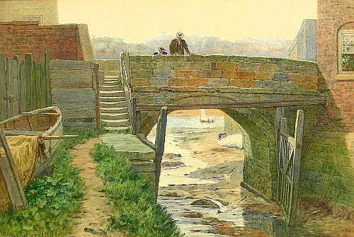 Elias Mollineaux Bancroft (1846 -1924): Whitehall