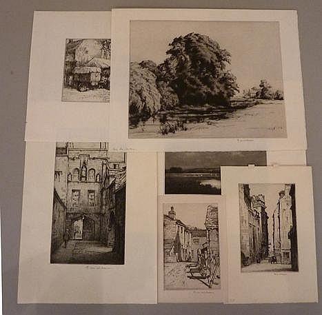 Eli Marsden Wilson(1877-): Buildigs and