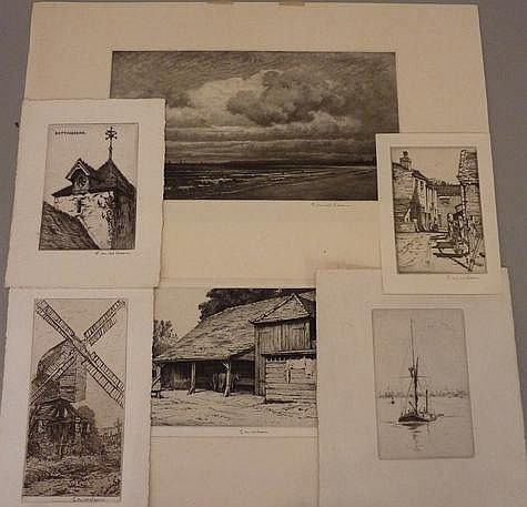 Eli Marsden Wilson(1877-): Buildings and