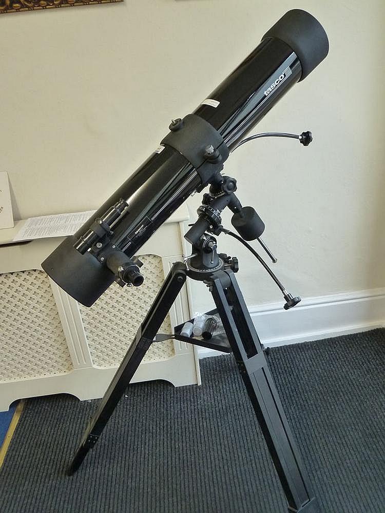 Tasco 302012 Telescope On Tripod