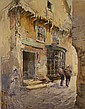 Nelson Ethelred Dawson (1860-1941): 'Quay Street, Nelson Dawson, Click for value