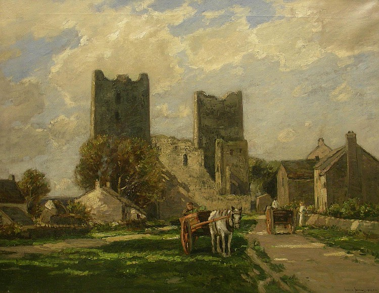 George Graham (1881-1949): 'Castle Bolton