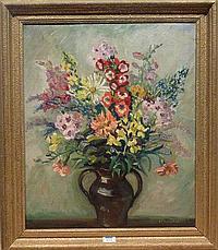 Elizabeth Fisher Clay (1871-1959): In Full Bloom