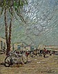 D Atherton Smith (exh.1911-1912): 'At Kairouan, D. Atherton Smith, Click for value