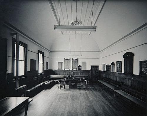 Laurence Aberhart Interior (#2) Druids Hall, Bell