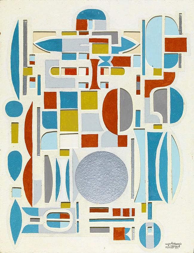 Auguste HARZIC (1902-1988).