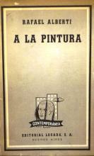ALBERTI, Rafael (Puerto de Santamaría, 1902 - 1999