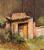 Lucio Muñoz. Landscape, Lucio Munoz, €1,000