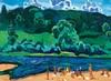 Yuri Matushevski. Bathers on the river bank, Yuri Matushevski, €600