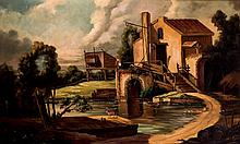 Antoni Sevilla. Landscape